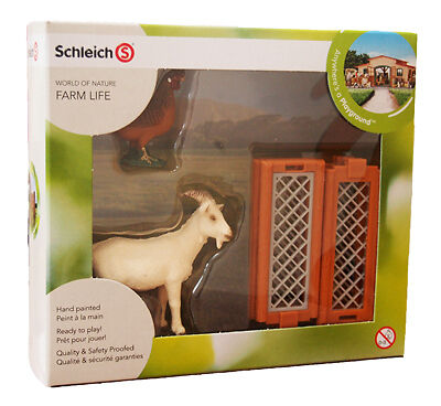 SCHLEICH NORTH AMERICA Toy Figure, Small Farm Animal Set, Ages 3 & Up