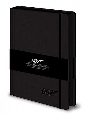 James Bond Premium Notizbuch 007 Logo
