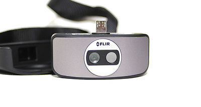 FLIR ONE-ANDROID Thermal Camera Accessory with MSX for Android. (160 x 120)