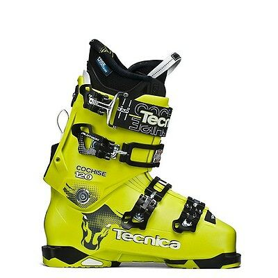Scarponi sci Skiboot All Mountain Freeride TECNICA COCHISE 120 mp 31 eu 47