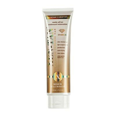 Xen-Tan Luminous Gold Clear Shimmer Gel That Adds A Gleam Of Gold To The Skin