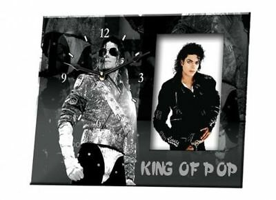 Orologio - Michael Jackson - King Of Pop + Portafoto