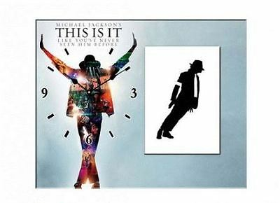 Orologio - Michael Jackson - This Is It + Portafoto