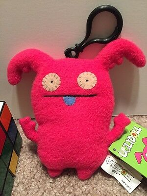 Uglydoll Uppy Keychain 2002 New With Tags Rare First Generation Plush