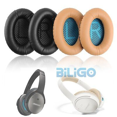 High Quality Replacement Ear Pad Cushion For Bose QC25 Headphone Headset