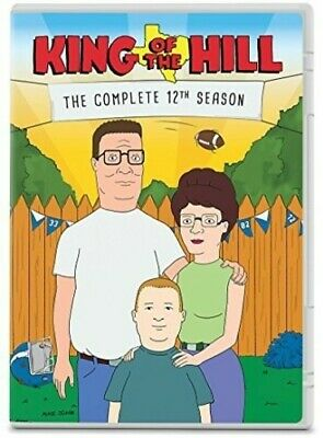 King of the Hill: The Complete 12th Season [New DVD]
