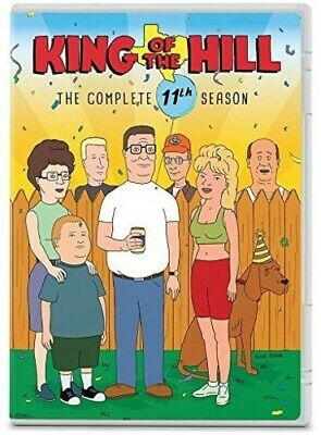 King of the Hill: The Complete 11th Season [New DVD] 2 Pack