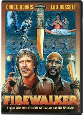 Firewalker [New DVD] Dolby
