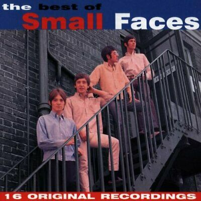 Small Faces - The Best Of Small Faces - Small Faces CD WTVG The Cheap Fast Free
