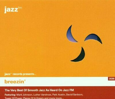 Various Artists - Breezin': the Very Best of Smooth... - Various Artists CD 0GVG