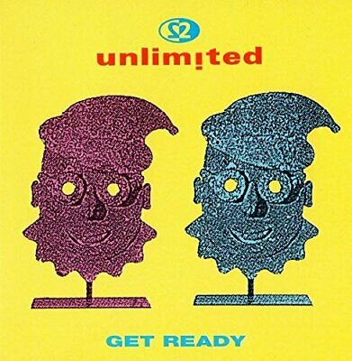 2 Unlimited - Get Ready - 2 Unlimited CD 72VG The Cheap Fast Free Post The Cheap