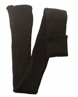 Super-Long Ribbed Leg Warmers1607