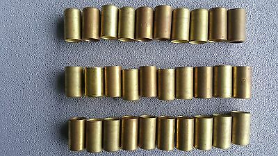 """BRASS FERRULES 10 PACK FOR 3//4/"""" 200 PSI AIR HOSE 7088"""