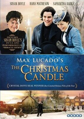 The Christmas Candle [New DVD] Widescreen