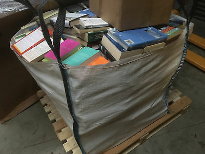 Pallet of mixed used books approx 750+
