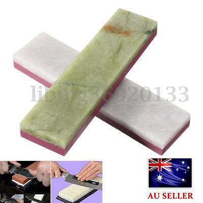 AU 3000/10000 Dual Grit Knife Sharpening Whetstone Sharpener Water Wet Oil Stone