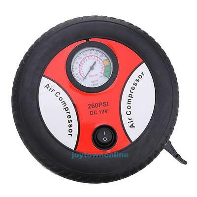 Automobile Tire Air Pump Swimming Ring Rubber Boat Sport Ball Filling Pump