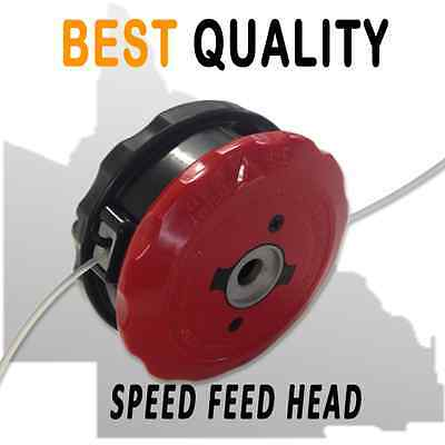 Speed Feed Line Trimmer Head,straight Shaft Whipper Snipper, Brush Cutter.qualit