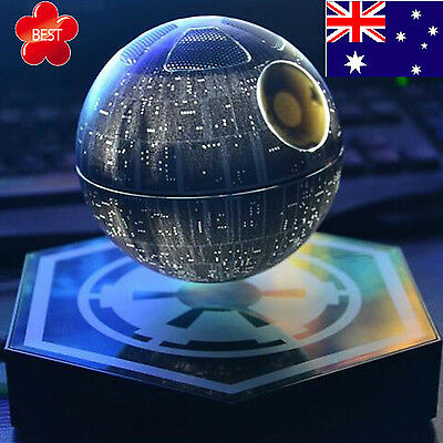 Magnetic Star Wars Death Star Floating Levitating Wireless Bluetooth Speaker AUS