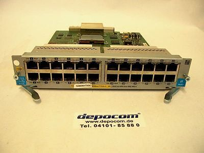 HP J8702A ProCurve 24-Port 10/100/1000Base-T PoE Module