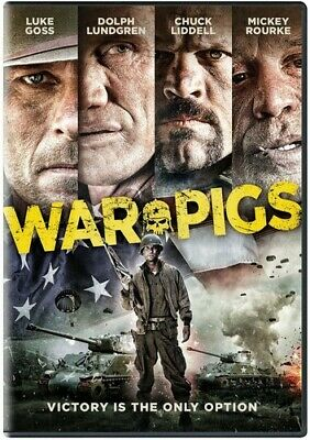 War Pigs [New DVD] Widescreen