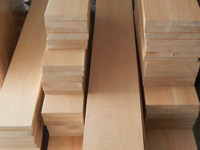 Solid Oak Plank / Board / Shelf / Planed / Sanded /150Mm / 25Mm - Various Length