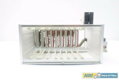0201Rde131 9-Slot Chassis Rack Assembly D548867