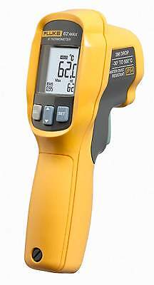 Fluke 62 MAX Infrared Thermometer -30°C to 500°C (-22°F to 932°F)