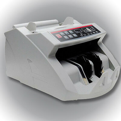 UK Bank Note Counter Money Counting Machine Banknote Pound Cash Currency