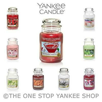 Yankee Candle Large Jar Scented 22oz Variety NOW up to 31% OFF!
