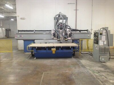 Northwood CNC Router Model NW255