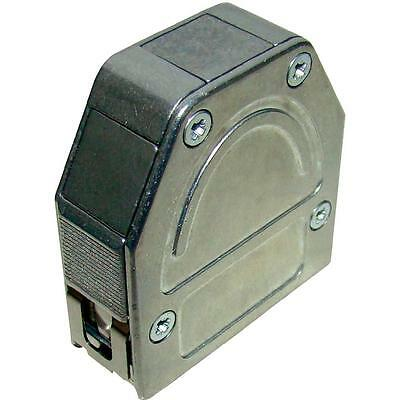 Provertha 104 Series ABS D-sub Connector Backshell, 9 Way # 104090M001 Qty 100