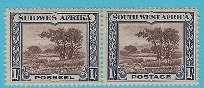 South West Africa 115  Mint Hinged * Og No Faults Extra Fine