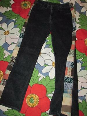 ReFuNk Levis uPcycle gray corduroy pants handmade hippie patchwork 31 in waist