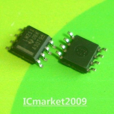 Lm211 = Lm211dr Texas Instruments Ic Sop-8 Lm211