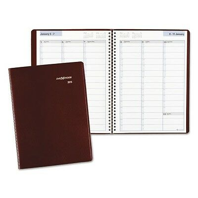 DayMinder 2018 Weekly Professional Appointment Book - G52014