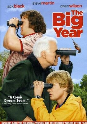 The Big Year [New DVD] Ac-3/Dolby Digital, Dolby, Dubbed, Subtitled, Widescree