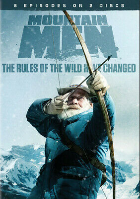 Mountain Men Season 4: Vol 1 Welcome to Tundra [New DVD]