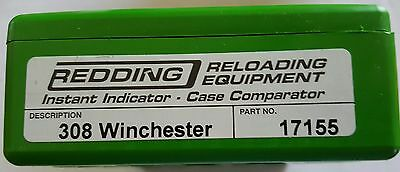 17155 Redding Instant Indicator Without Dial - 308 Winchester  New Range Adapter