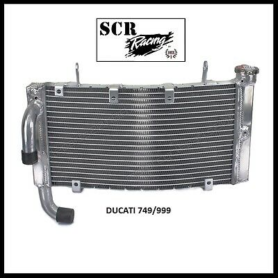 Ducati 749 999 Racing Super Cooling Radiator