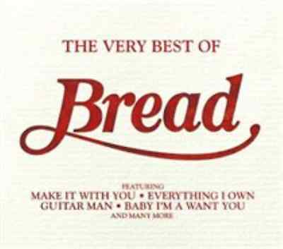 Bread-The Very Best of Bread  CD NEU