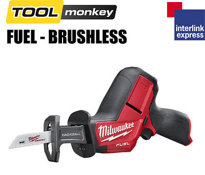 Milwaukee M12CHZ-0 12v FUEL Hackzall Reciprocating Saw *Bare Unit* IN CASE