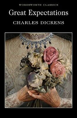 Great Expectations Charles Dickens Wordsworth New Paperback Book Free UK Post