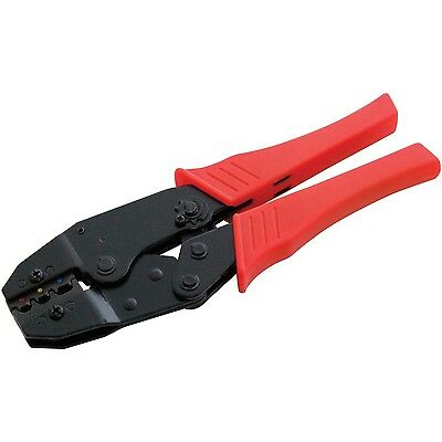 Electricians Terminal Ratchet Crimping Tool Heavy Duty Professional Quality