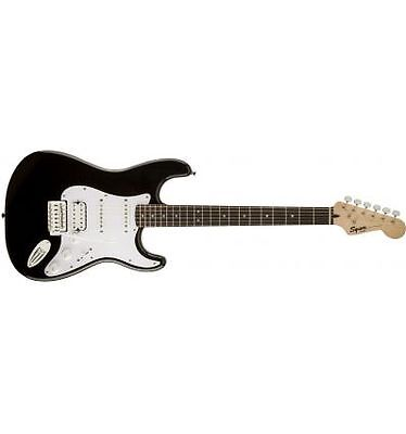 Squier Bullet Stratocaster Hss Rw Bk Guitarra Electrica