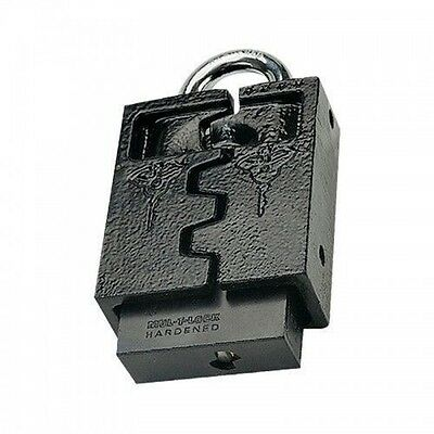 Set Padlock ּ+ Hasp Mul T Lock C10  Removable Shackle Protector  Container Gates