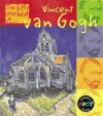 The Life and Work of Vincent Van Gogh Hardback (Fi... by Connolly, Sean Hardback