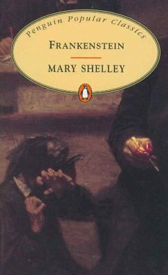 Frankenstein, Shelley, Mary Paperback Book The Cheap Fast Free Post