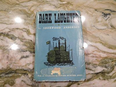 Dark Laughter:  Sherwood Anderson, 11th printing, 1960 (DL20161)  *SPECIAL*