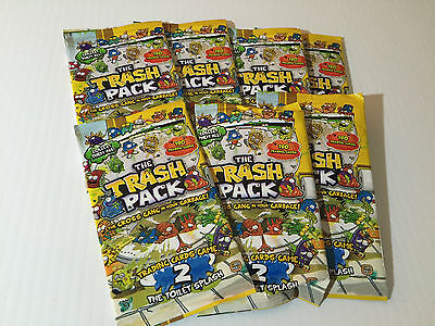 The Trash Pack Cards - Trading Cards New Sealed